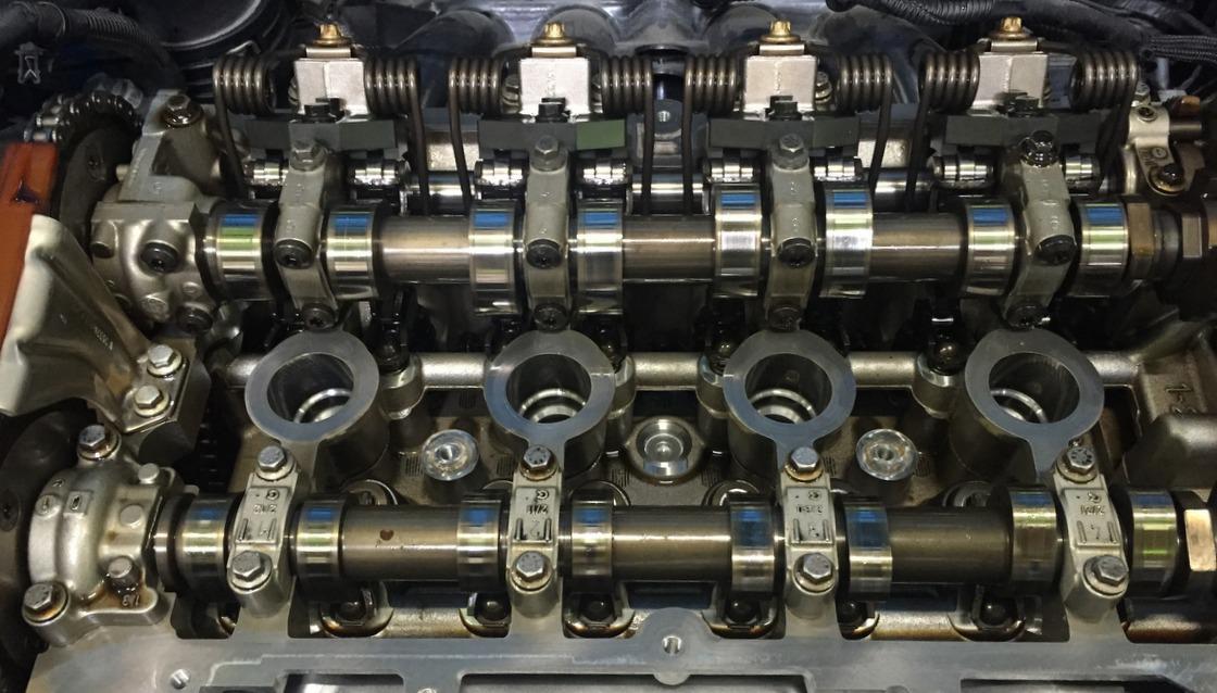 ミニクーパーS 6万㎞走行後のヘッドコンディション