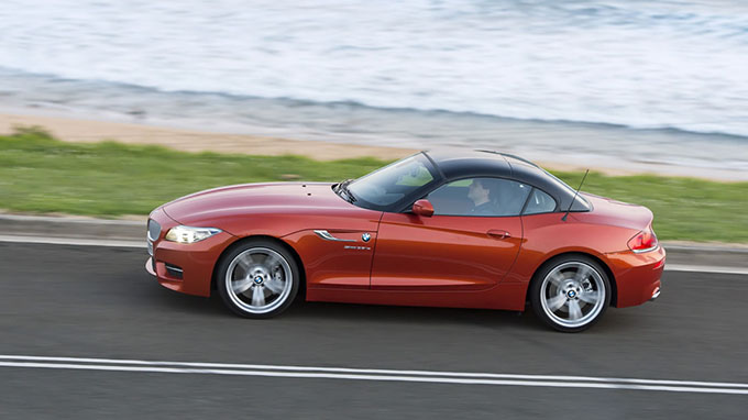 Bmw Z4 35is Price Used Bmw Z4 35is Sdrive 2dr Dct Very