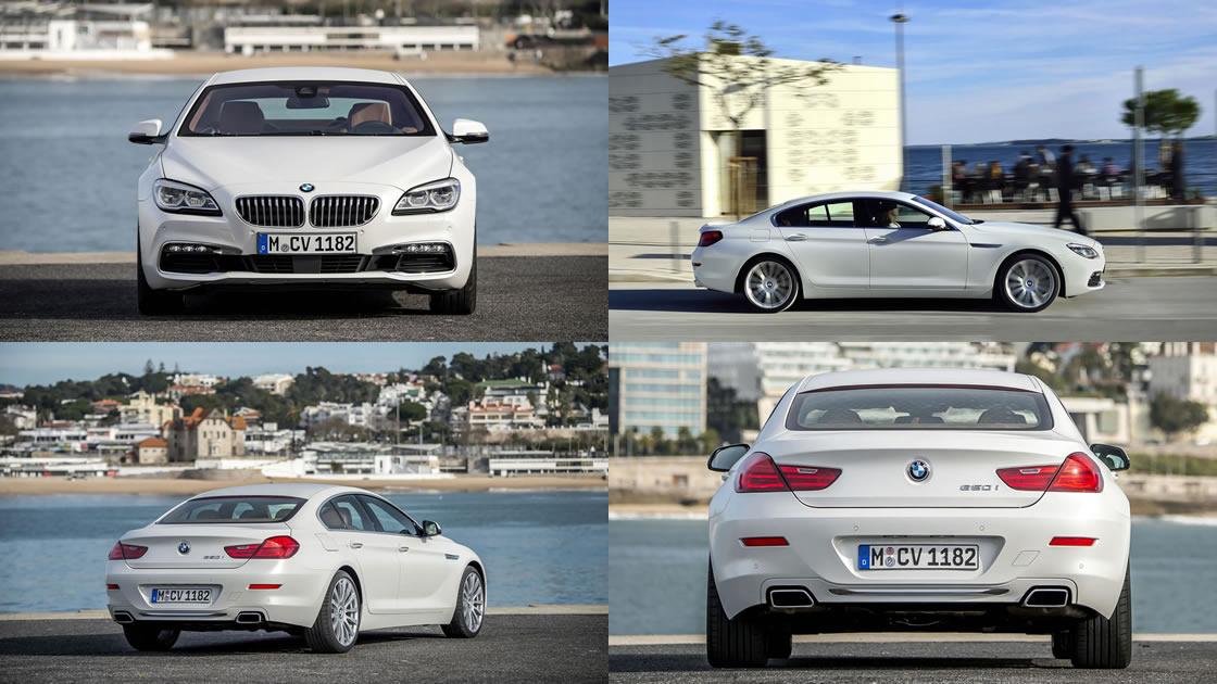 BMW 6シリーズ・グランクーペ (F04) エクステリア