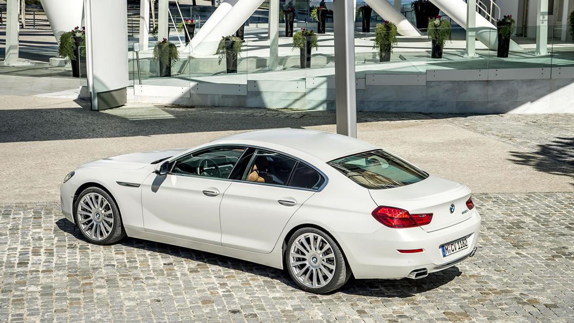 BMW M6 グランクーペ画像