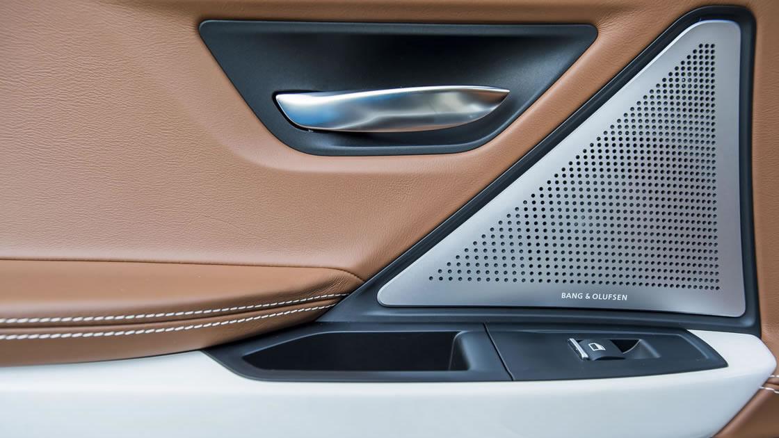 BMW 6シリーズ・グランクーペ (F04)