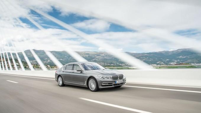 BMW7シリーズ(G11/G12)