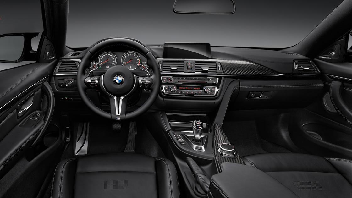 BMW M3インテリア