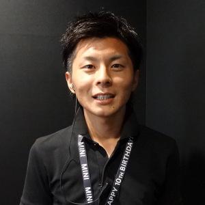MINI 滋賀 辻 俊輔さん