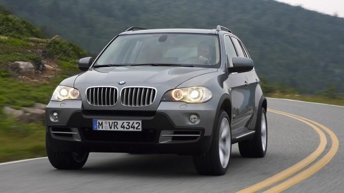 2代目 BMW X5シリーズ(E70)