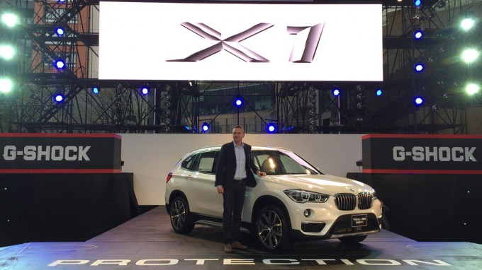新型BMW X1発表