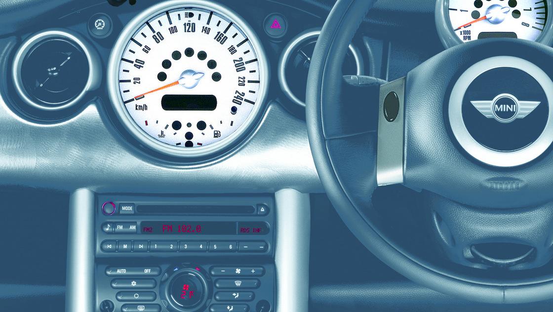 第1世代ミニ(R50、R53)のエアコン修理