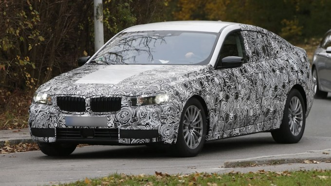 BMW5シリーズ グランツーリスモ