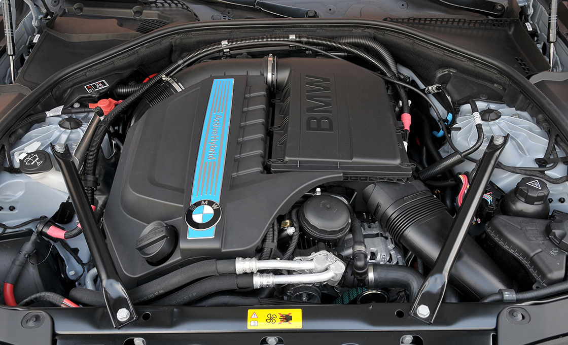 BMW ハイブリッドシステム