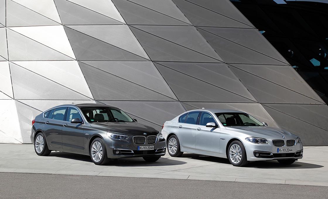 BMW5シリーズセダン&GT