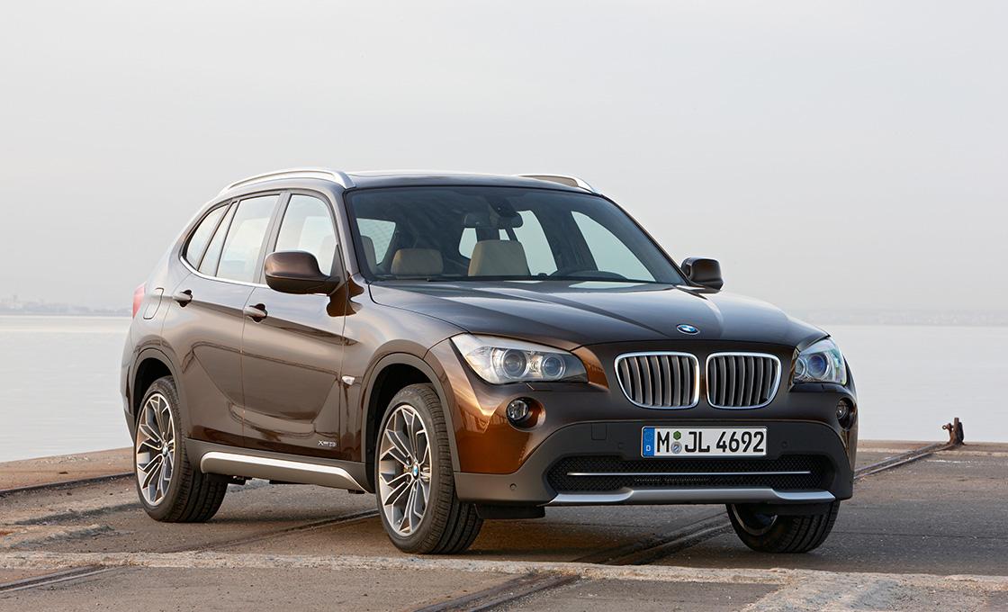BMW-X1-2WD-4WDの人気度合