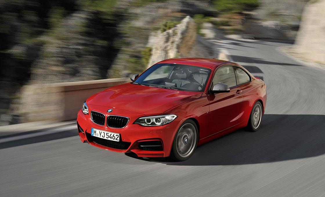 BMW 2シリーズクーペ(F22) 徹底購入ガイド