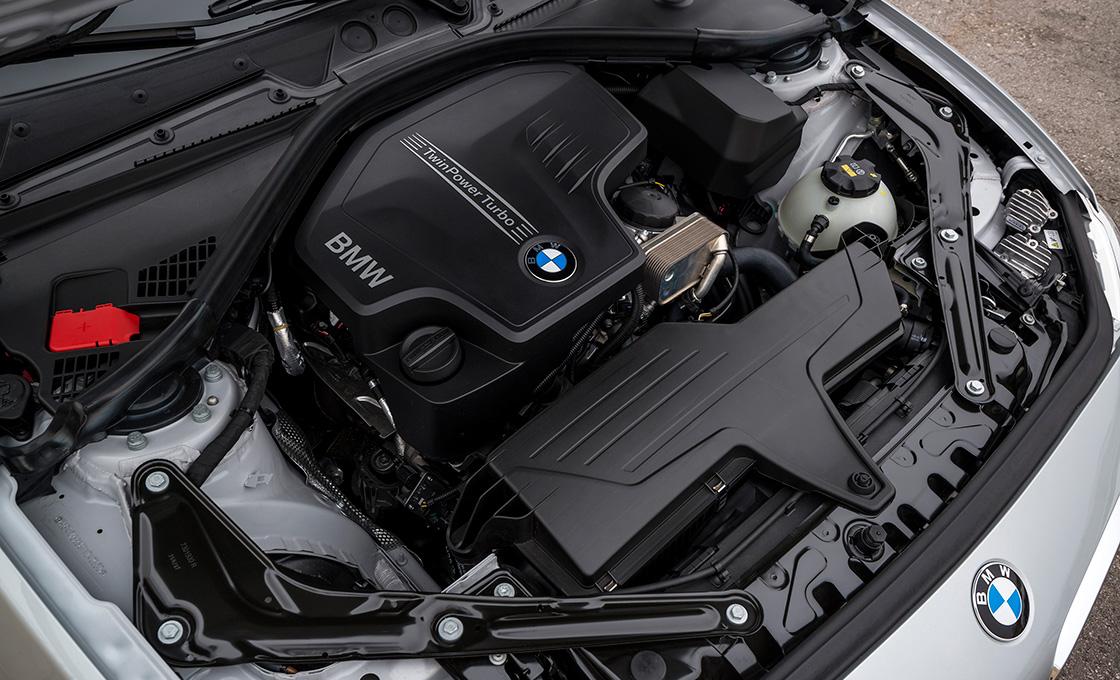 BMW 2シリーズカブリオレ エンジン性能
