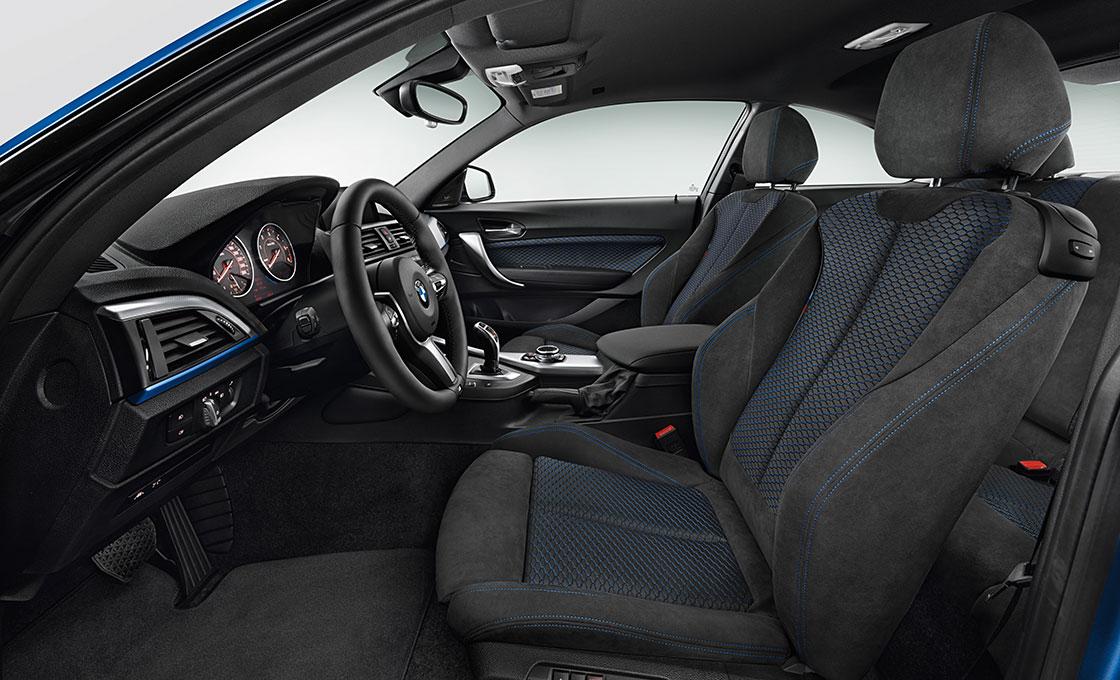 BMW 2シリーズクーペ グレードによる装備差