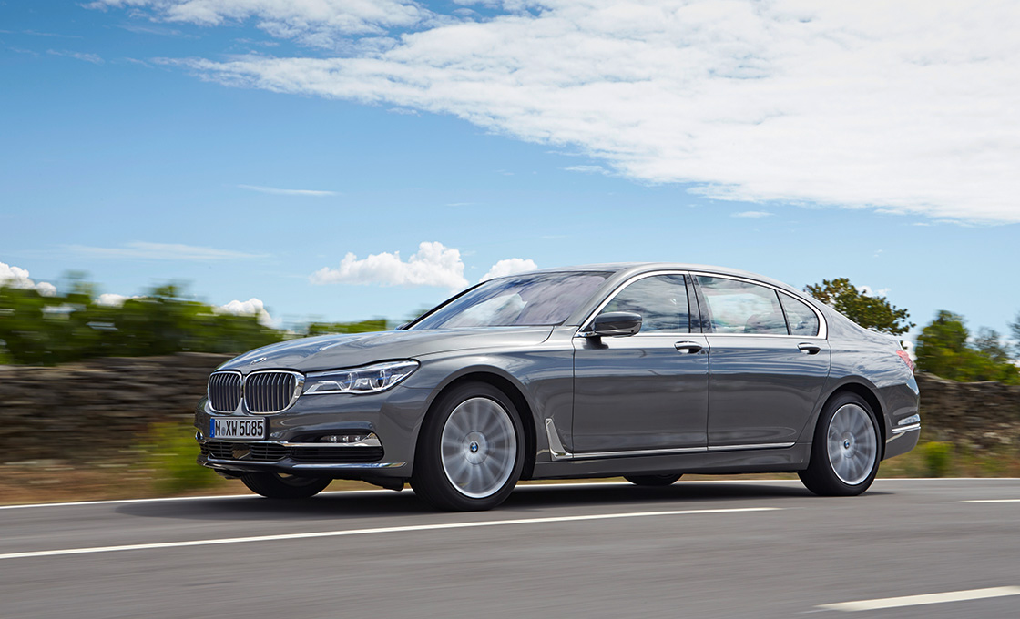 BMW 7シリーズ 試乗インプレッション