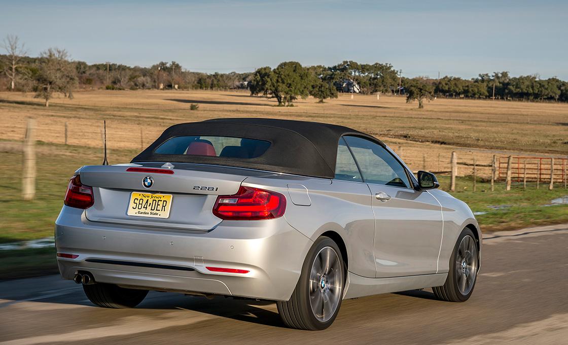 BMW 2シリーズカブリオレ 試乗インプレッション