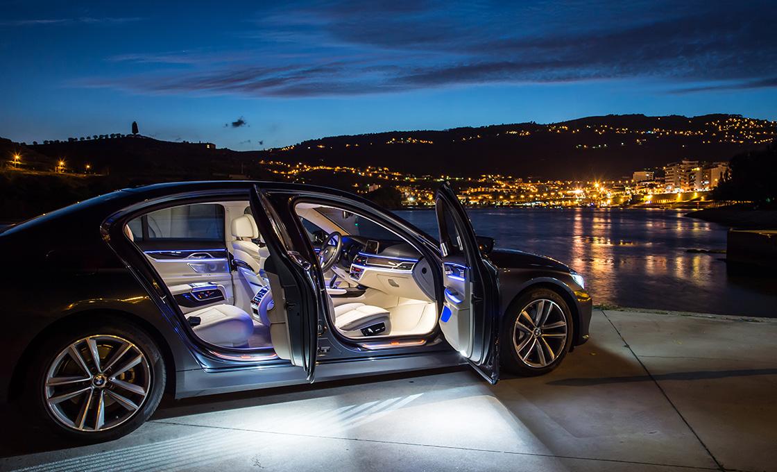 BMW 7シリーズ オプション