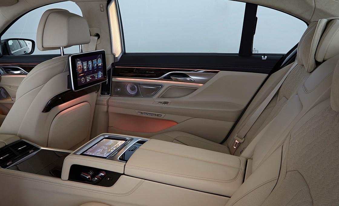 BMW 7シリーズ オプション・パッケージ