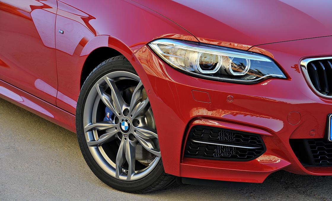 BMW 2シリーズクーペ オプション・パッケージ