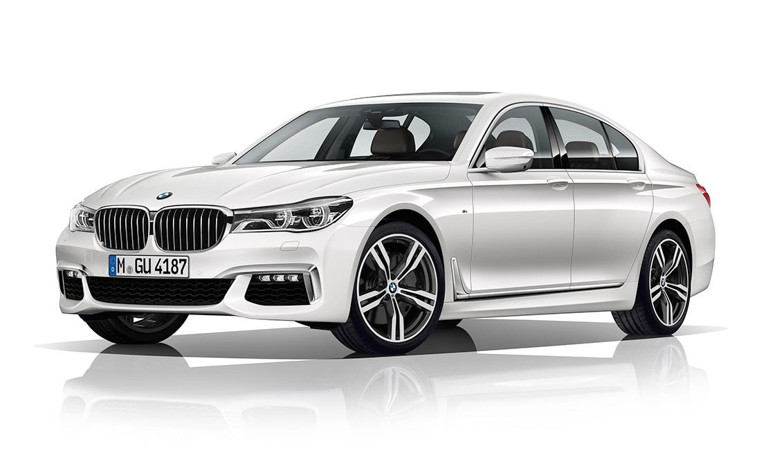 BMW 7シリーズ ボディカラー
