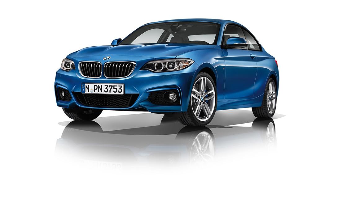 BMW 2シリーズクーペ ボディカラー