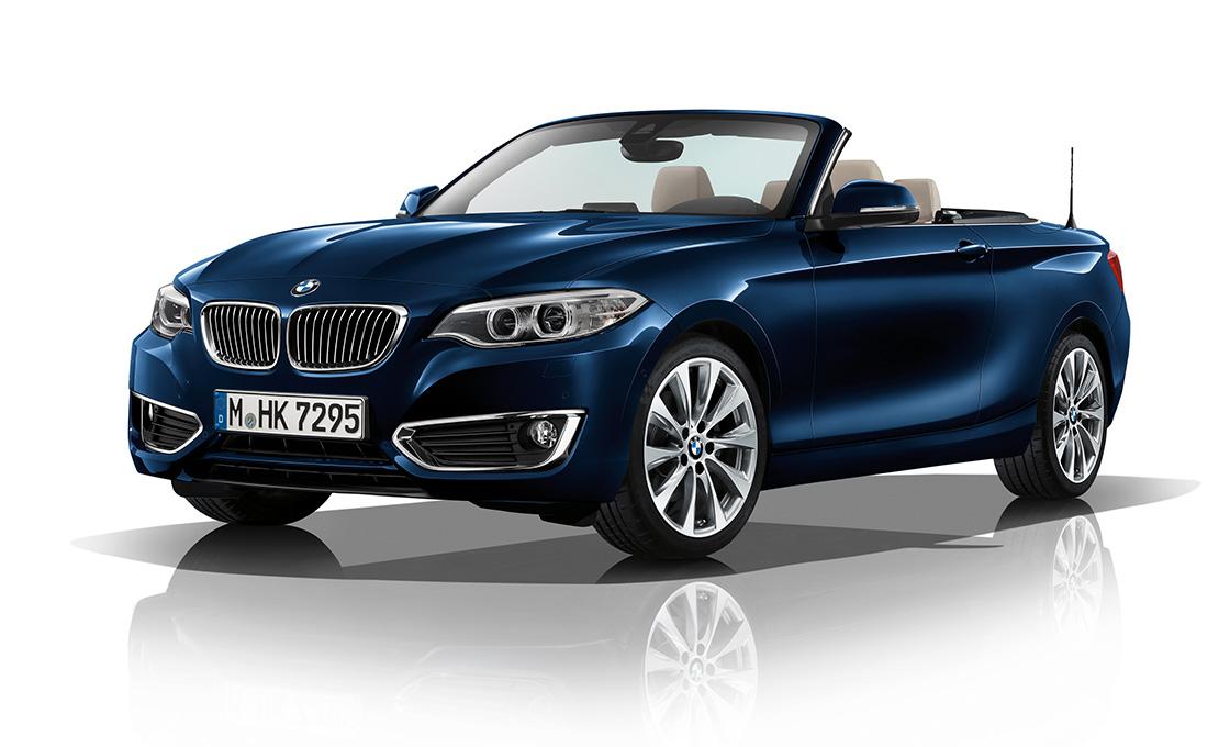 BMW 2シリーズカブリオレ ボディカラー