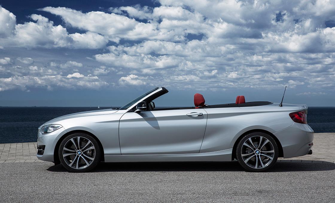 BMW 2シリーズカブリオレ 価格