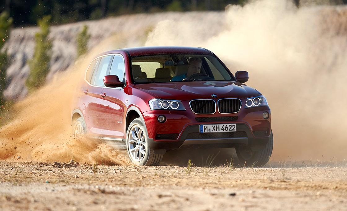 BMW-X3 オススメは2Lターボエンジン