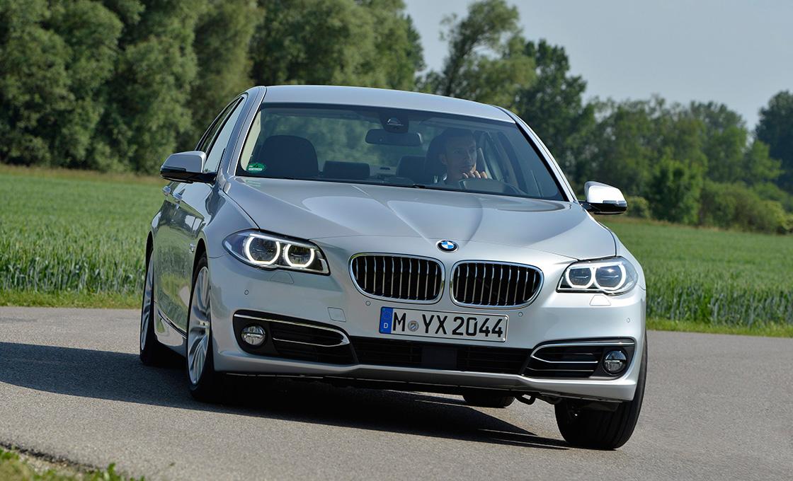 BMW-5シリーズメイン