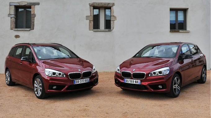 BMW 2シリーズ アクティブ ツアラー/グラン ツアラー