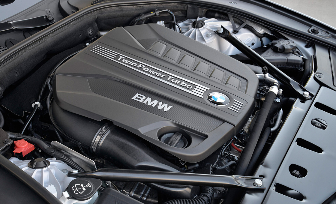 BMW5シリーズエンジン