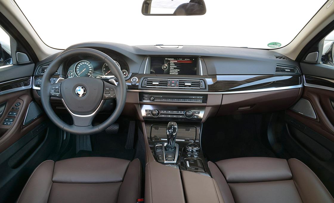BMW5シリーズインパネ