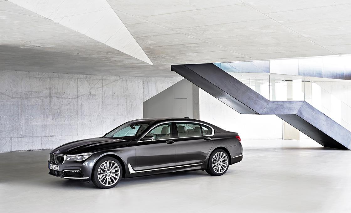 BMW 新型7シリーズ (G11、G12)