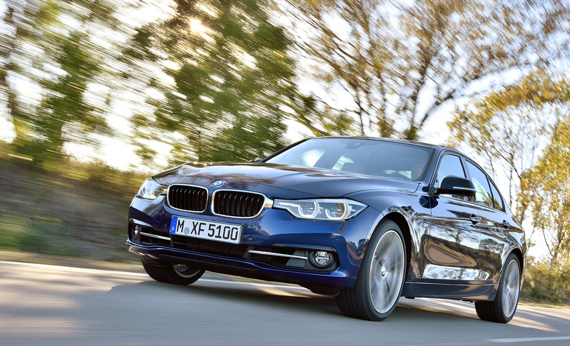 BMW3-シリーズ(F30)走り
