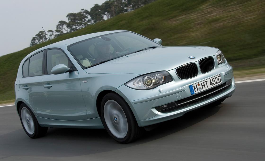 初代BMW1シリーズ(E87)中古車購入ガイド