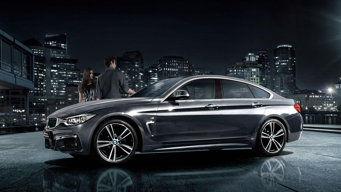 BMW 4シリーズ グラン クーペの限定モデル「IN STYLE」