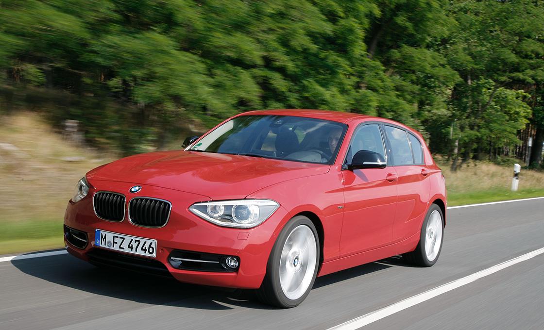 BMW1シリーズ(F20)中古車購入ガイド