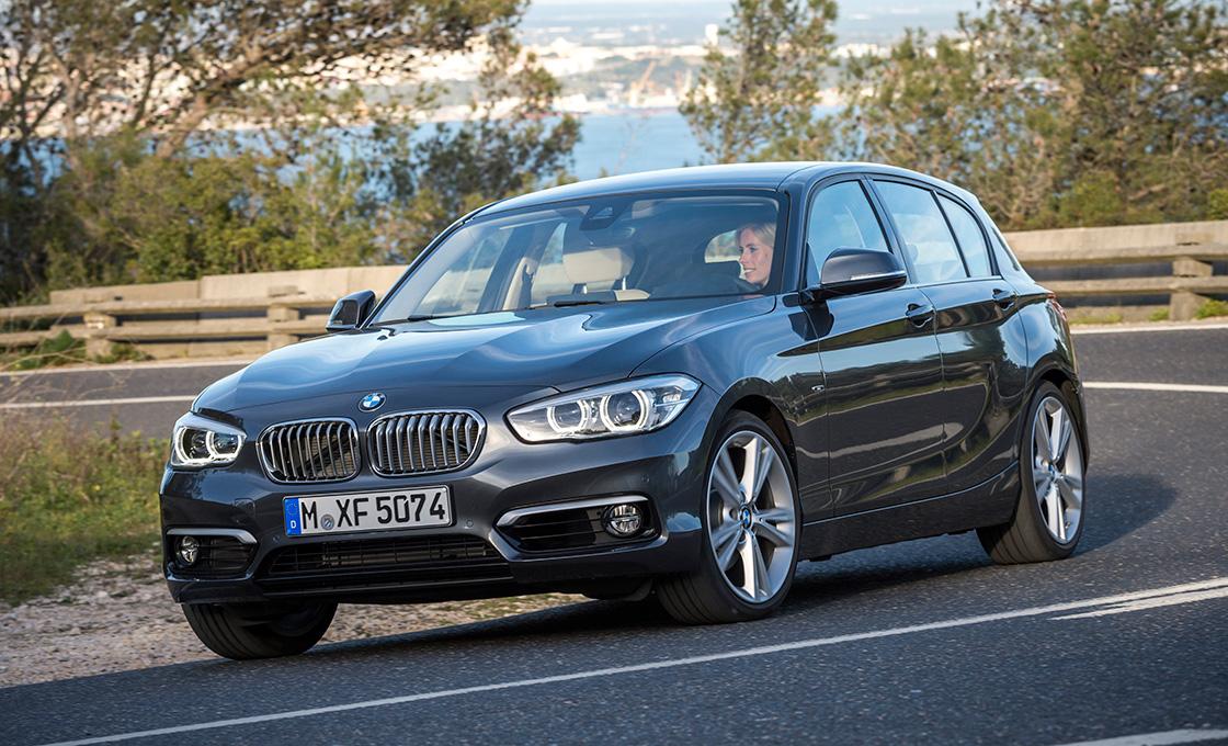 BMW1シリーズ(F20)走り