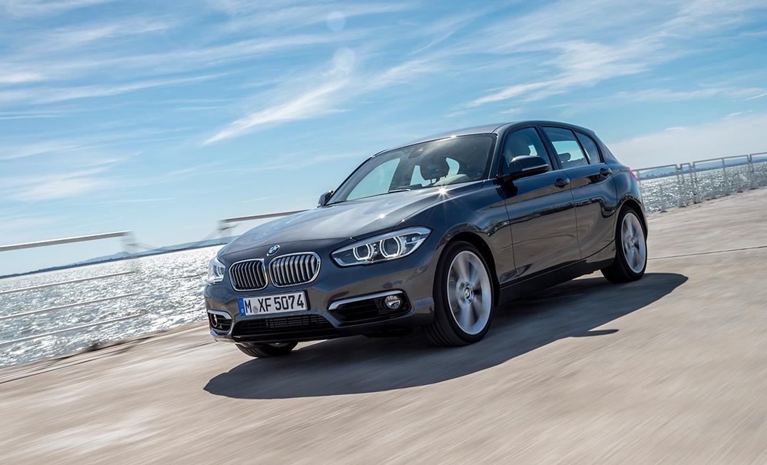 BMW1走り