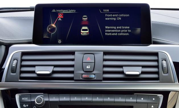 BMW3-シリーズ(F30)装備