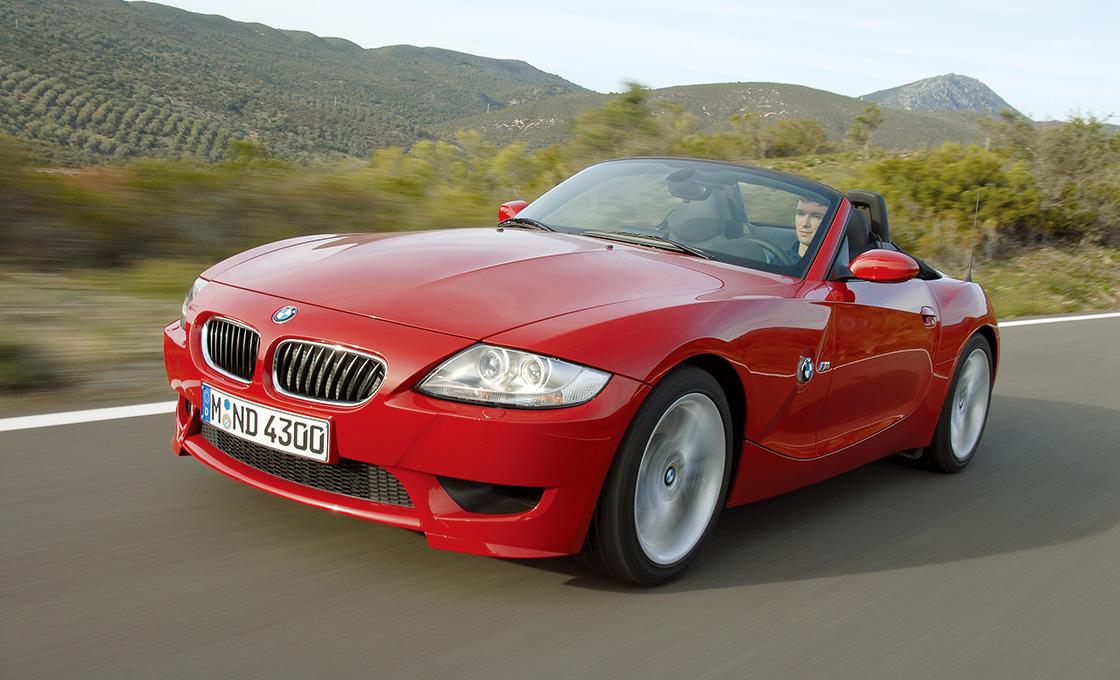 BMW-Z4(E85、E86)中古車購入ガイド