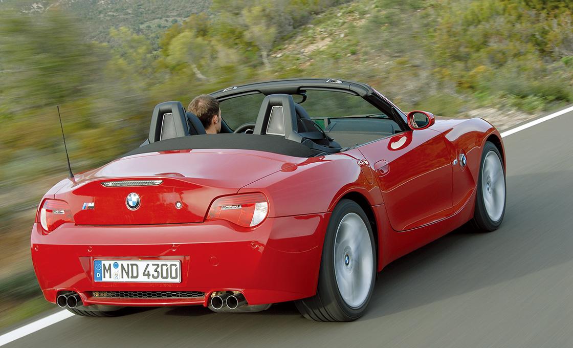 BMW-Z4(E85、E86)リア