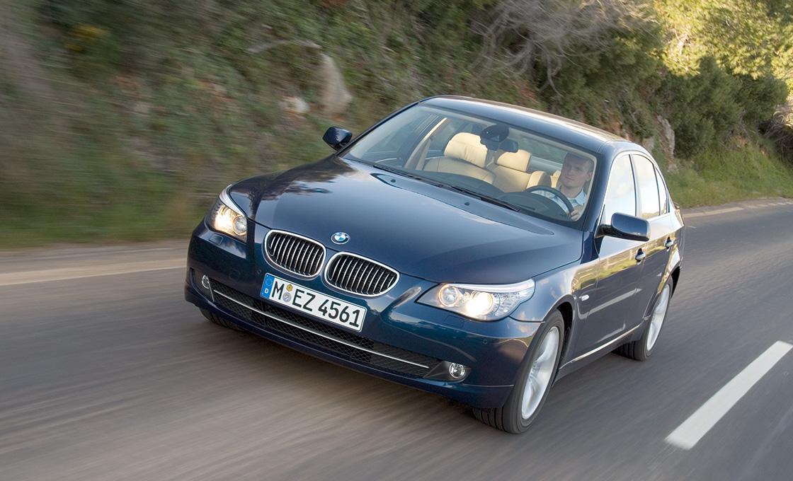 BMW5シリーズ(E60)中古車徹底購入ガイド