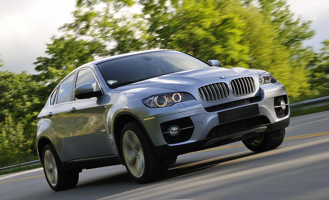 BMW-X6(E71、E72)中古車徹底購入ガイド