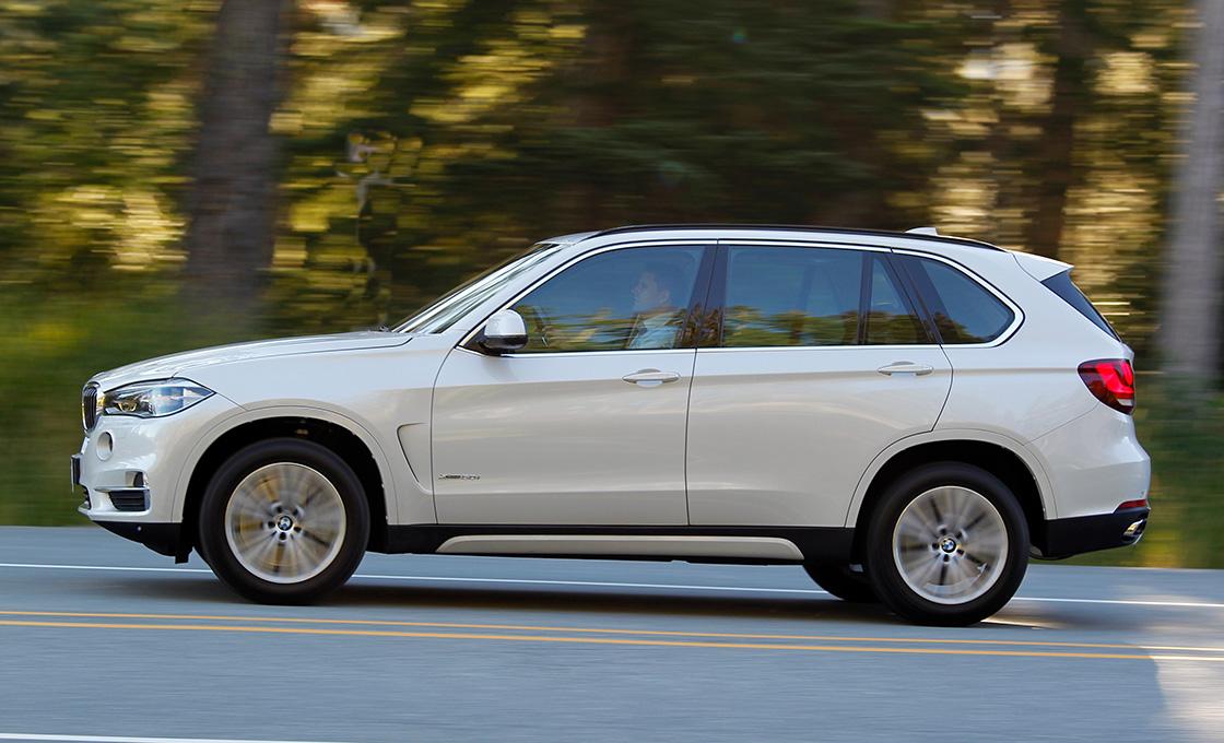 BMW-X5(F15)の先代モデルとの違い