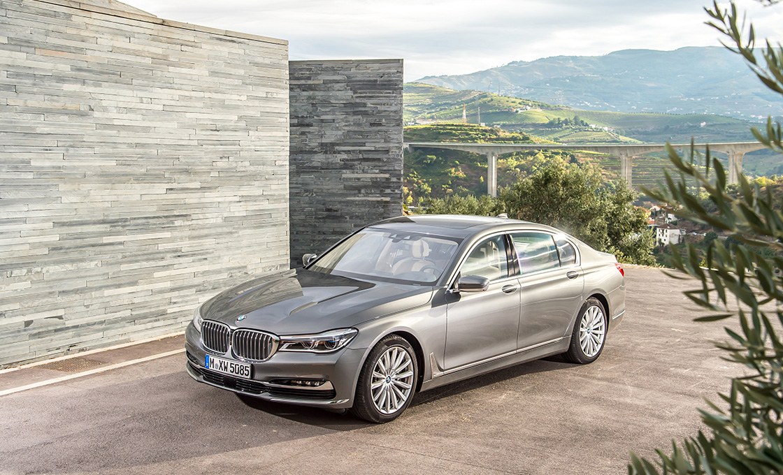 BMW7シリーズ新旧モデル比較