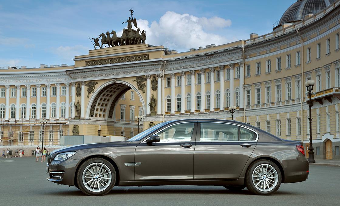 BMW7シリーズのモデル変遷