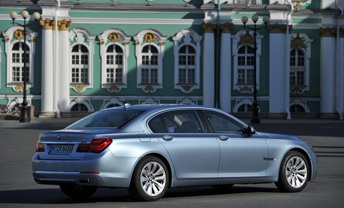 BMW7シリーズ アクティブハイブリッド7