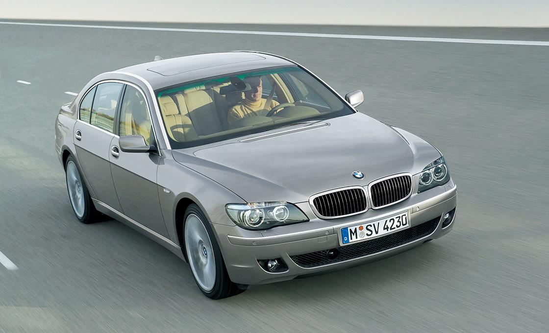 BMW-7シリーズ(E65E66)中古車購入ガイド