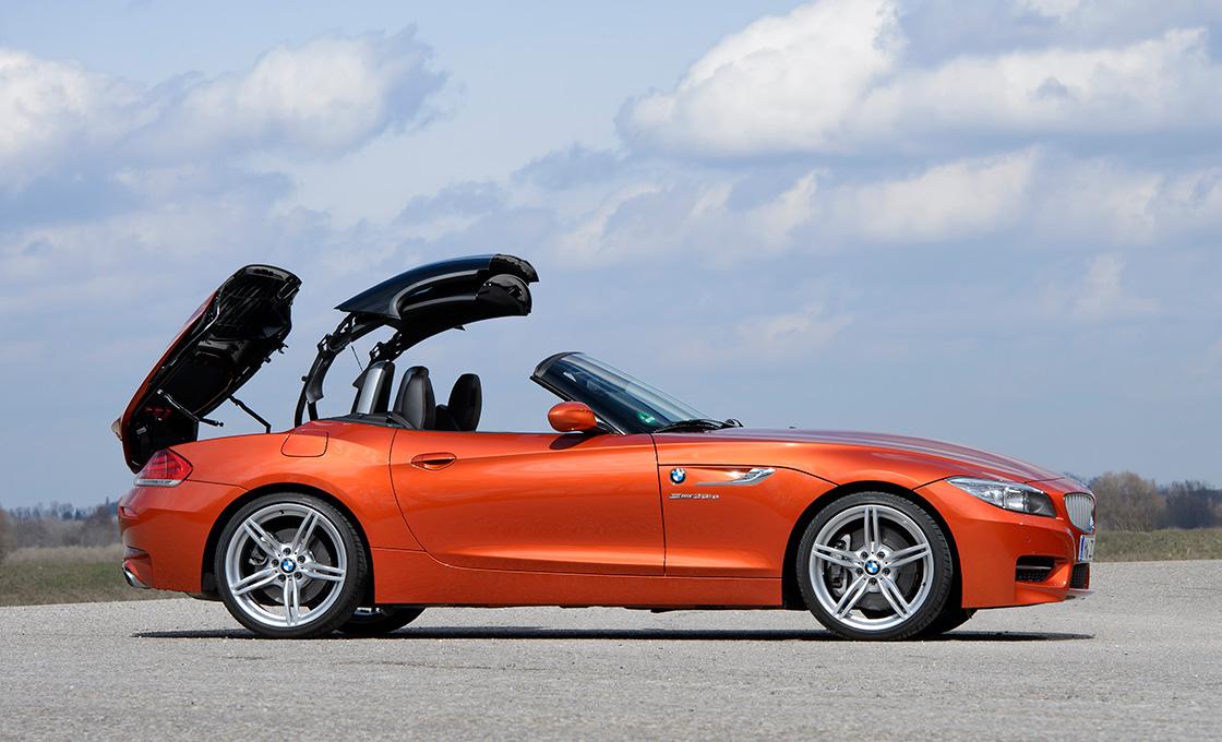 BMW-Z4(E89) リトラクタブルハードトップ